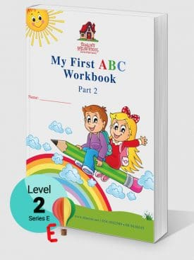 My First ABC Workbook Part 2