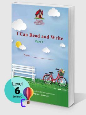 I Can Read and Write Part 1