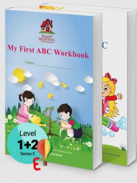 My First ABC Workbook Part 1+2