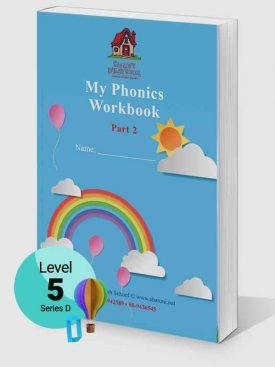 My Phonics Workbook Part 2