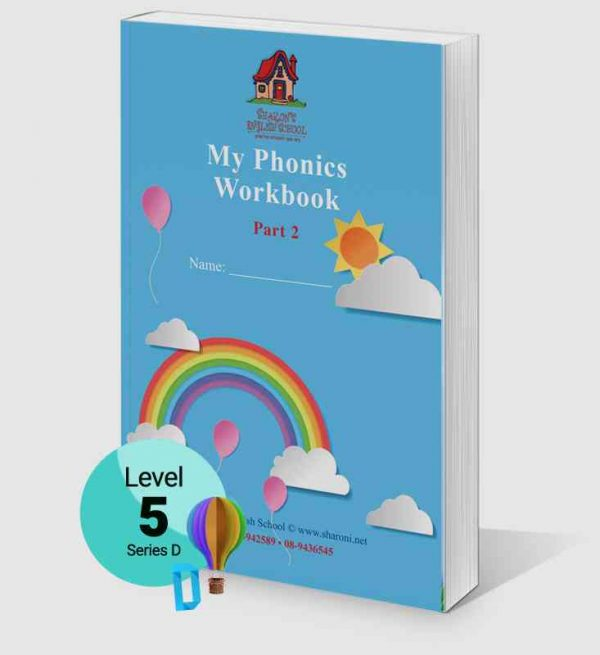 My Phonics Workbook Part 2