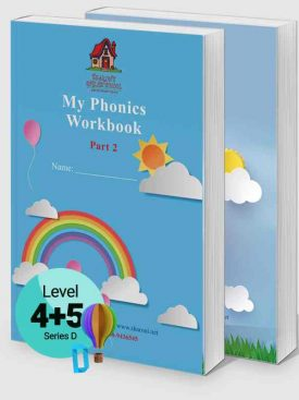 My Phonics Workbook Parts 1+2